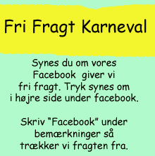 Facebook-fragtfri