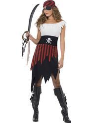 sørøver kostume
