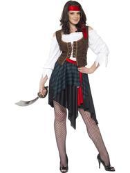 ae65873fef1c Pirat udklædning – Find pirat kostumer til både kvinder og mænd