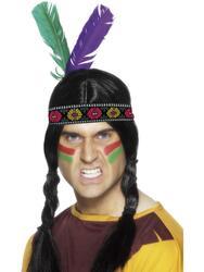 Indianer fjer