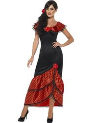 spansk kostume
