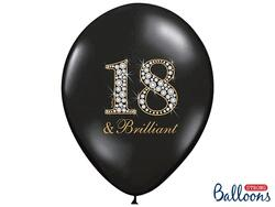 Ballon sort 18 & brilliant