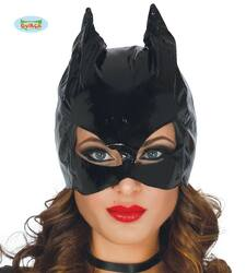 Black Kitty maske