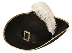 Musketer hat