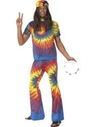Hippie kostume Mænd