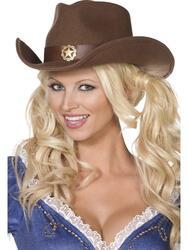 Cowboy hat fra det vilde vesten