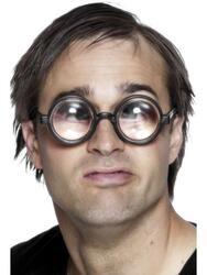 ca678deb5d93 Nørd briller med tyk glas