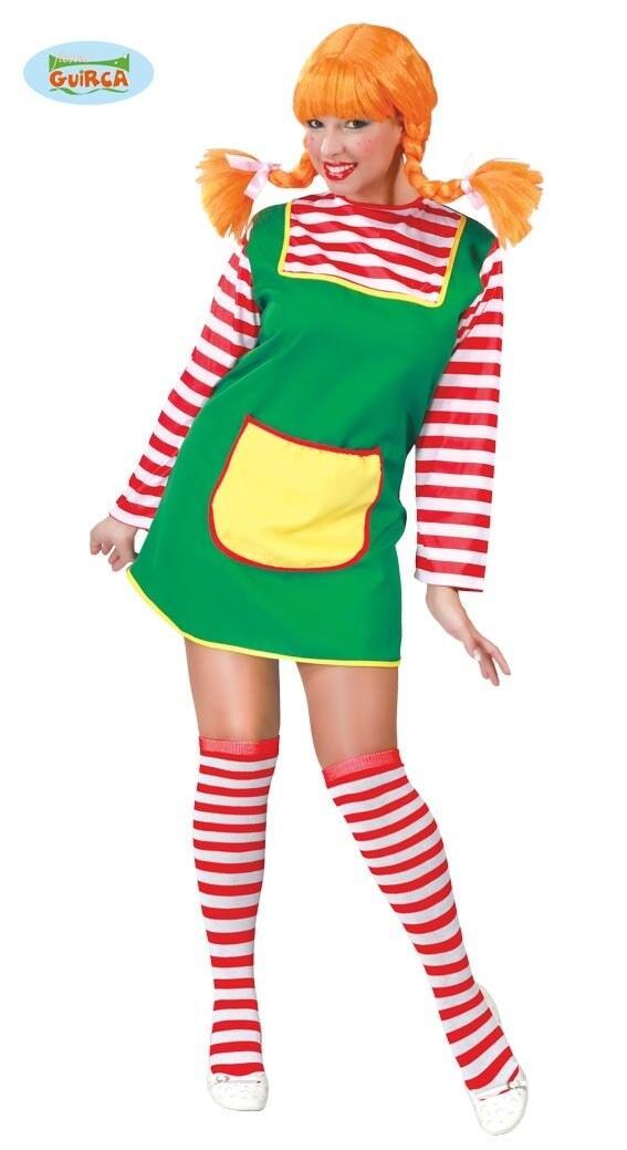 f002fa165540 Køb Pippi langstrømpe kostume til 209