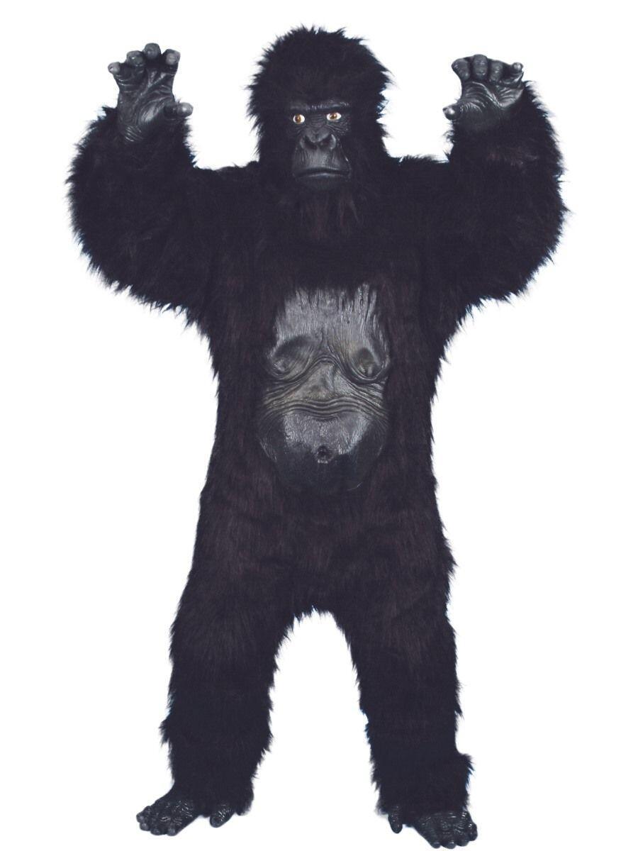 8e30c5392d2 Køb Gorilla kostume til 899,00 - Gorilla kostume til at lave sjov