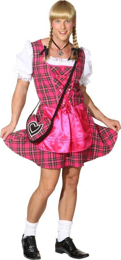 Kjole Pink Tyroler 349 Til Køb Mænd Ternet Kr 00 dtExYwwqC
