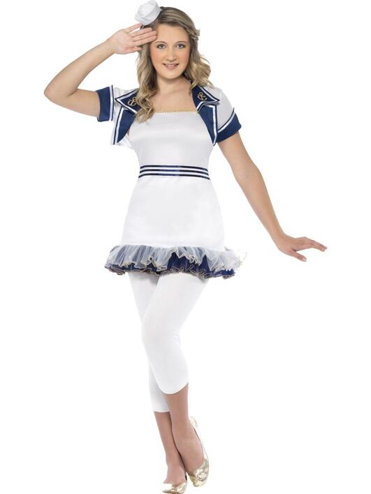 Miss Sailor Kostume