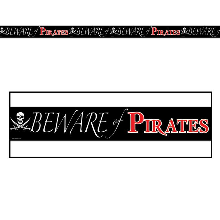 Bånd Beware of Pirates