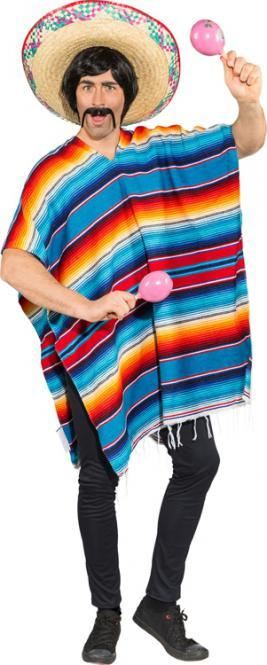 Poncho Mexicansk