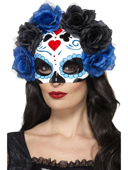 Maske Day of the dead