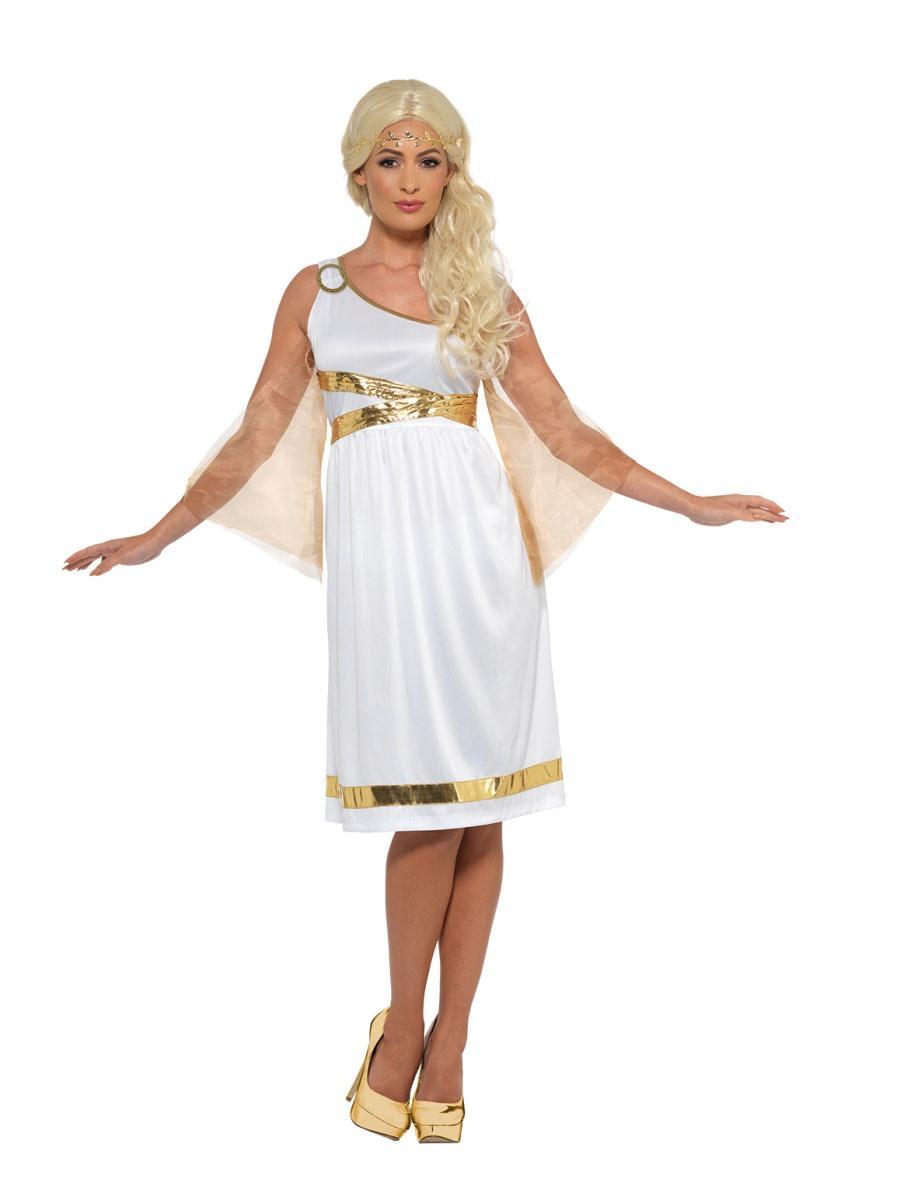 dedff82037ee Køb Græsk Gudinde kostume til 179