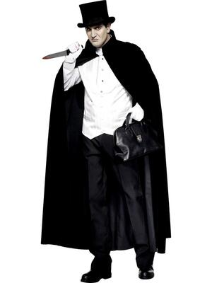 Jack the Ripper kostume