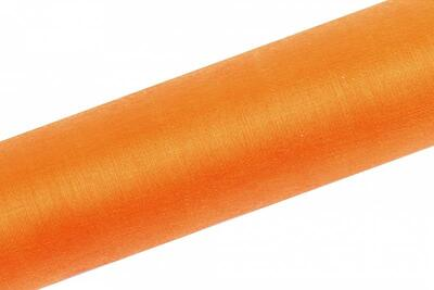 Organza Orange 16 cm x 900 cm