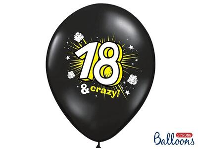 Ballon 18 and Crazy