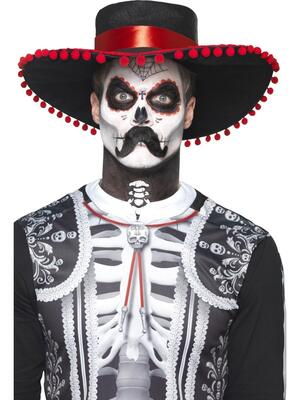 Señor Bones Make-Up Kit