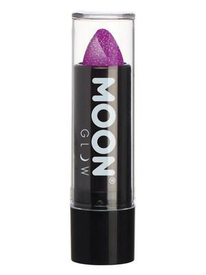 Moon Intense Glitter Læbestift Neon Lilla