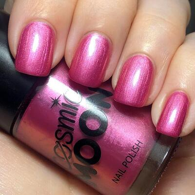 Moon Metallic Neglelak Pink