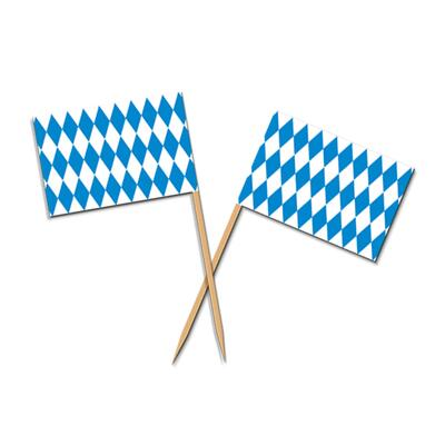 Oktoberfest flagpicks